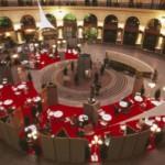 Intérieur Bourse du Commerce
