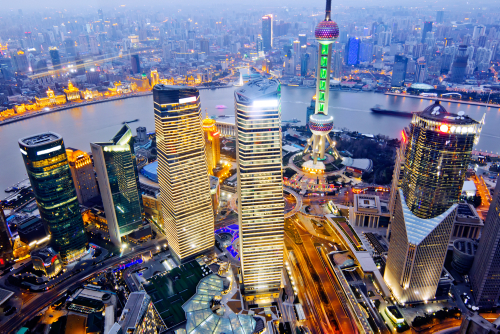 Les bureaux de la CCI Paris Ile-de-France en Chine