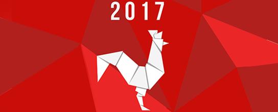 Excellente année du Coq avec le CEFC!