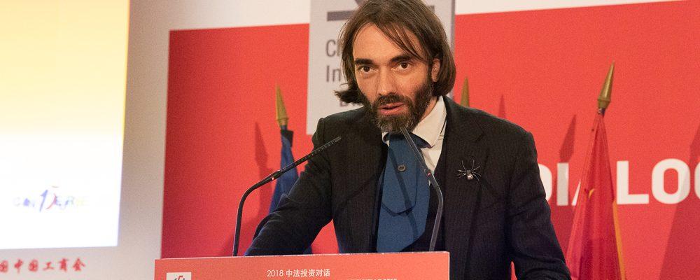 Vendredi 19 octobre 2018 – China-France Investment Dialogue : Intelligence Artificielle