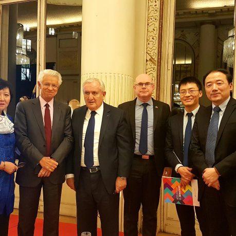 Mercredi 9 janvier 2019 – Compte-rendu Rencontre-débat RéseauxChine pour le 55ème anniversaire de l'établissement des relations diplomatiques entre la France et la Chine