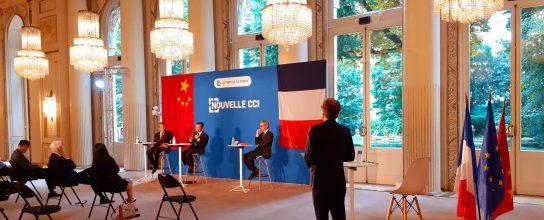 WEBINAIRE – Coopération économique franco-chinoise : quelles opportunités pour aller plus loin?