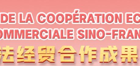 Exposition de la coopération économique et commerciale sino-française 2021